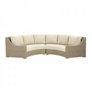 Ballard Designs Navio 2-Piece Sectional with Cushions - Ballard Designs
