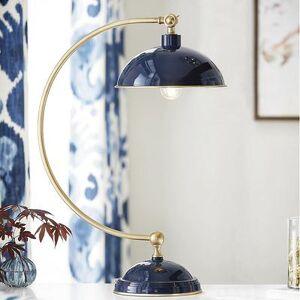 Ballard Designs Dean Enamel Task Lamp White - Ballard Designs