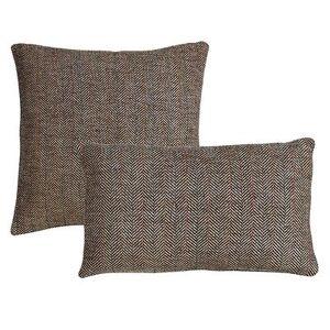 "Ballard Designs ""Channing Pillow Cover - Select Colors Indigo 20"""" x 20"""" - Ballard Designs"""