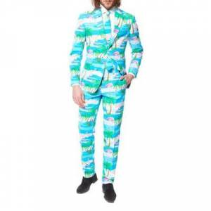 OppoSuits Multi The Flaminguy Suit