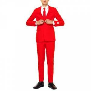 OppoSuits Red Red Devil Suit Boys 8-20