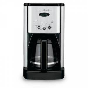 Cuisinart Gray Brew Central 12-Cup Programmable Coffee Maker - DCC1200