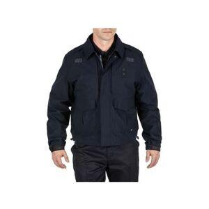 5.11 Tactical Men's Apparel & Clothing 4-in-1 Patrol Shell Jacket 2.0 - Mens Dark Navy 2XL Tall