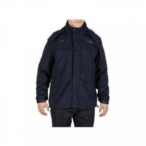 5.11 Tactical Men's 3 in 1 Jackets 3-in-1 Parka 2.0 - Mens Dark Navy Extra Large Tall