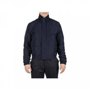 5.11 Tactical Men's Active Jackets Fast-Tac Duty Jacket - Mens Dark Navy Extra Large Tall