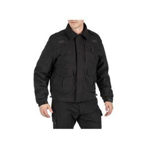 5.11 Tactical Men's Apparel & Clothing 4-in-1 Patrol Shell Jacket 2.0 - Mens Black 2XL Short