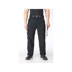 5.11 Tactical Men's Apparel & Clothing 5.11 Taclite EMS Pants - Black Length 30 Waist 36