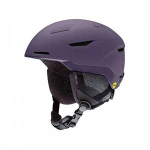 Smith Snow Vida Mips Helmet Matte Violet Medium Model: E00510H2L5559