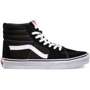 Vans Footwear SK8-Hi Casual Shoes Black/Black/White 10.5 Medium Model: VN000D5IB8C-10-5