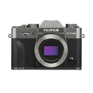 Fuji Action Cameras X-T30 Digital Camera w/ XC15--45mm Lens Kit Charcoal Silver Medium