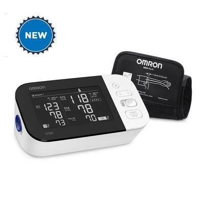 Omron 10 Series Upper Arm Blood Pressure Monitor with Bluetooth