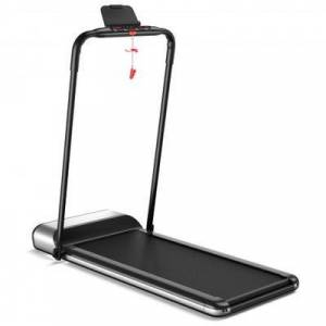 Costway 450W Ultra-thin Electric Folding Motorized Treadmill