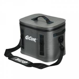 Costway Portable Cooler Bag Leak-proof Insulated Water-resistant for Picnic