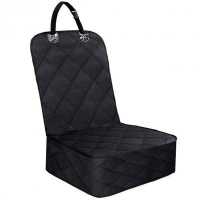 Costway Waterproof Pet Front Seat Cover For Cars w/ Anchor