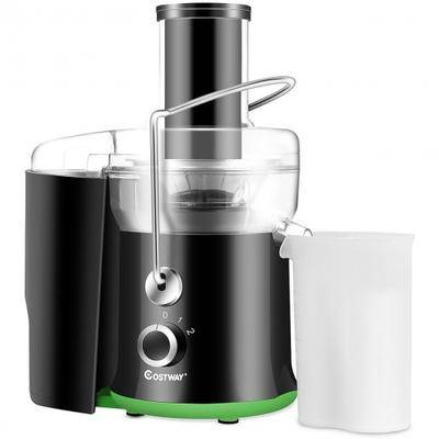 Costway 2 Speed Wide Mouth Fruit & Vegetable Centrifugal Electric Juicer