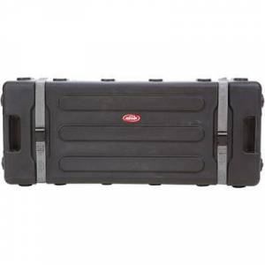 """""""SKB Cases"""""" """"""SKB Cases Dry Boxes Roto-Molded Large Drum Hardware Case w/Wheels Black 42in x16in x 16.50in"""""""