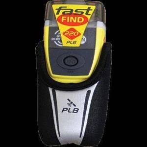 """Mcmurdo """"""""""""Mcmurdo Survival Gear PLB Fastfind 220 GPS 24hr Floats New Condition 91001220AC Model: 91-001-220A"""""""""""""""