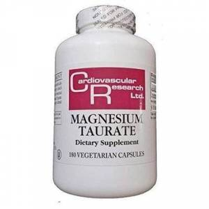 Ecological Formulas Cardiovascular Support - Magnesium Taurate - 180