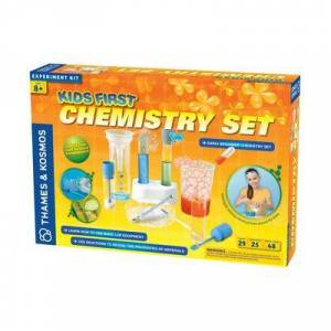 Thames & Kosmos Kids First Chemistry Set - Multi
