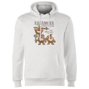 Disney Moana Kakamora Mischief Maker Hoodie - White - XL - White